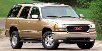 2002 GMC YUKON 4-Speed Automatic Electronic wit 4-Speed Automatic Electronic with Overdrive Vortec