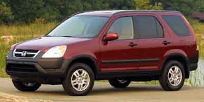 2002: Honda, CR-V, LX