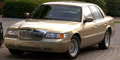 2002 MERCURY GRAND MARQUIS SEDAN GS 4-Speed AT 46L 8 Cylinder Engine Rear Wheel Drive Cruise