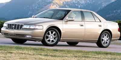 2002 CADILLAC SEVILLE 4-Speed AT 46l sfi dohc v8 30 4-Speed AT 46l sfi dohc v8 300-hp northst
