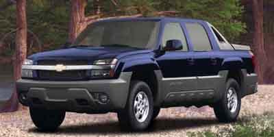 2003: Chevrolet, Avalanche