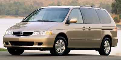 2003 Honda Odyssey EX-L w/Navigation System Van