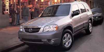 2003: Mazda, Tribute, ES