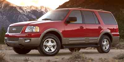 2003 FORD EXPEDITION 4-Speed AT 54L 330 SOHC SEF 4-Speed AT 54L 330 SOHC SEFI V8 Triton
