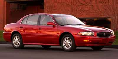 2003 BUICK LESABRE 4-Speed AT 38L V6 Cylinder En 4-Speed AT 38L V6 Cylinder Engine Front Whe