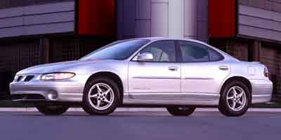 2003 PONTIAC GRAND PRIX SEDAN GT 4-speed at 38l 3800 v6 sfi 200 hp 1492 kw  5200 rpm 225 l