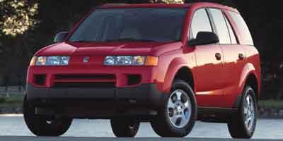 2003 SATURN VUE  FWD VTI AUTOMATIC Cvt 22L 134 DOHC SEFI 16-valve L4 aluminum Front wheel dri