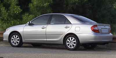 2003 TOYOTA CAMRY 4-Speed Automatic with Overdrive 4-Speed Automatic with Overdrive 24L I4 SMPI D