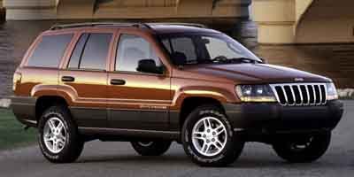 2003 JEEP GRAND CHEROKEE 4-Speed Automatic PowerTech 40 4-Speed Automatic PowerTech 40L I6 Rea