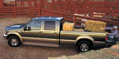 2003 FORD SUPER DUTY F-250 60L 8 Cylinder Engine Four Whe 60L 8 Cylinder Engine Four Wheel Driv
