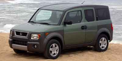2003 HONDA ELEMENT 4-Speed AT 24L 4 Cylinder Eng 4-Speed AT 24L 4 Cylinder Engine Four Wheel