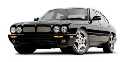 2003 JAGUAR XJ SEDAN 8 5-Speed AT 40L 244 DOHC EFI 32-valve aluminum alloy V8 wcontinuous va