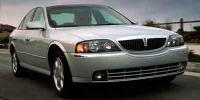 2004 LINCOLN LS 5-Speed AT 30L V6 Cylinder En 5-Speed AT 30L V6 Cylinder Engine Rear Wheel D