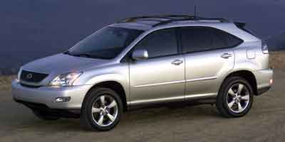 2004 LEXUS RX 330 5-Speed AT 33L V6 Cylinder En 5-Speed AT 33L V6 Cylinder Engine Front Whee