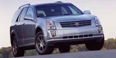 2004: Cadillac, SRX