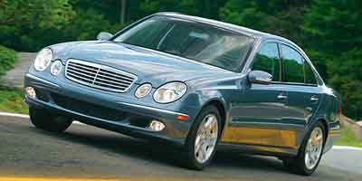2004 MERCEDES-BENZ E55 5-Speed AT 55L SOHC SMPI 24-v 5-Speed AT 55L SOHC SMPI 24-valve superc