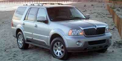 2004 LINCOLN NAVIGATOR 2WD 4-Speed AT 54L 8 Cylinder Engine Rear Wheel Drive Cruise Control P