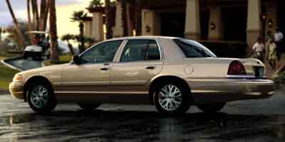 2004: Ford, Crown Victoria