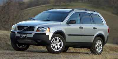 2004: Volvo, XC90