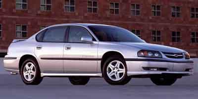 2004: Chevrolet, Impala