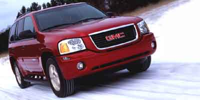 2004 GMC ENVOY 4-Speed AT 42L Straight 6 Cyl 4-Speed AT 42L Straight 6 Cylinder Engine Rear