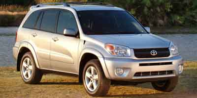 2004 TOYOTA RAV4 4DR 2WD AT 24L 4 Cylinder Engine Front Wheel Drive Cruise Control Bucket Seat
