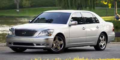 2004: Lexus, LS 430