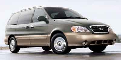 2004 KIA SEDONA 5-Speed AT 35L V6 Cylinder En 5-Speed AT 35L V6 Cylinder Engine Front Wheel
