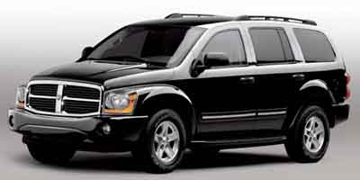2004 DODGE DURANGO 5-Speed AT 57l 350 v8 smpi 5-Speed AT 57l 350 v8 smpi hemi magnum Rea