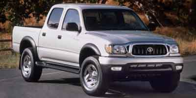 2004 TOYOTA TACOMA 4-Speed Automatic with Overdrive 4-Speed Automatic with Overdrive 34L V6 SMPI