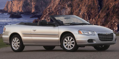 2004 CHRYSLER SEBRING 4-Speed Automatic 27L V6 MPI D 4-Speed Automatic 27L V6 MPI DOHC 24V Fro