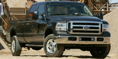 2005 FORD SUPER DUTY F-250 CREW CAB 4WD 60l di v8 turbo-diesel power stroke Four wheel drive Co