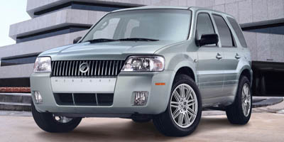 2005 MERCURY MARINER 103 WB 4WD 4-Speed AT 30L V6 Cylinder Engine Four Wheel Drive Cruise Con