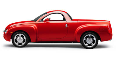 2005 CHEVROLET SSR 60l v8 aluminum sfi Rear wheel 60l v8 aluminum sfi Rear wheel drive Floorma