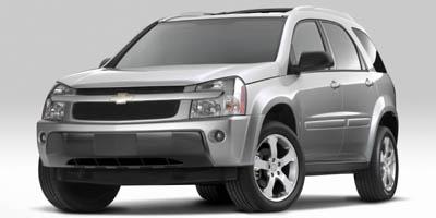 2005: Chevrolet, Equinox, LS