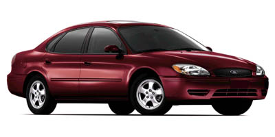 2005 FORD TAURUS 4-Speed AT 30L V6 Cylinder En 4-Speed AT 30L V6 Cylinder Engine Front wheel