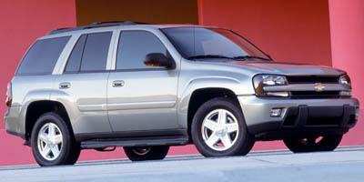 2005 CHEVROLET TRAILBLAZER 4-Speed AT 42L Straight 6 Cyl 4-Speed AT 42L Straight 6 Cylinder E