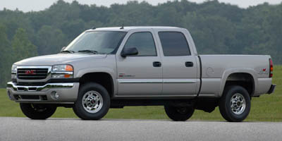 2005 GMC SIERRA 2500HD 66L 8 Cylinder Engine Four Whe 66L 8 Cylinder Engine Four Wheel Drive T