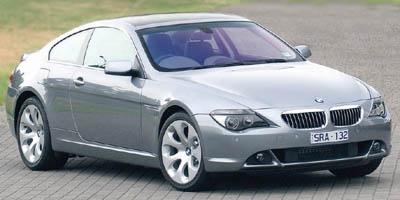 2005: BMW, 645Ci, 645Ci