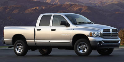 2005 DODGE RAM 1500 QUAD CAB 47l 8 cylinder engine rear wheel drive 12v pwr outlet air conditi