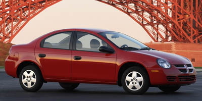 2005 DODGE NEON SEDAN SE 20l sohc smpi 16-valve 4-cyl Front wheel drive Full length console wc