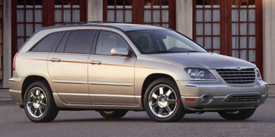 2005 CHRYSLER PACIFICA WAGON TOURING FWD 4-Speed AT 35l mpi 24-valve v6 Front wheel drive 6-p