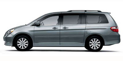 2005 HONDA ODYSSEY 5-Speed Automatic with Overdrive 5-Speed Automatic with Overdrive 35L V6 SOHC