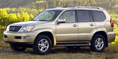 2005 LEXUS GX 470 5-Speed AT 47L DOHC SFI 32-va 5-Speed AT 47L DOHC SFI 32-valve V8 Full-tim