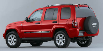 2005: Jeep, Liberty, Limited