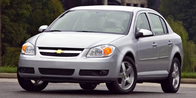 2005 CHEVROLET COBALT 4-Speed AT 22L 4 Cylinder Eng 4-Speed AT 22L 4 Cylinder Engine Front W