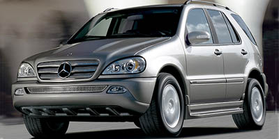 2005 MERCEDES-BENZ ML500 5-Speed Automatic with Overdrive 5-Speed Automatic with Overdrive 50L V8