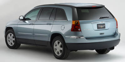 2006 CHRYSLER PACIFICA 4-Speed AT 35L V6 Cylinder En 4-Speed AT 35L V6 Cylinder Engine Front