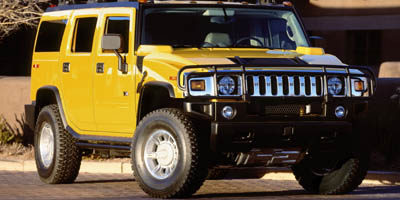 2006 HUMMER H2 4-Speed AT Vortec 60L V8 SFI 4-Speed AT Vortec 60L V8 SFI Four Wheel Drive