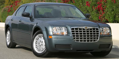 2006 CHRYSLER 300-SERIES SEDAN 4-Speed AT 27L V6 Cylinder Engine Rear Wheel Drive Bucket Seat